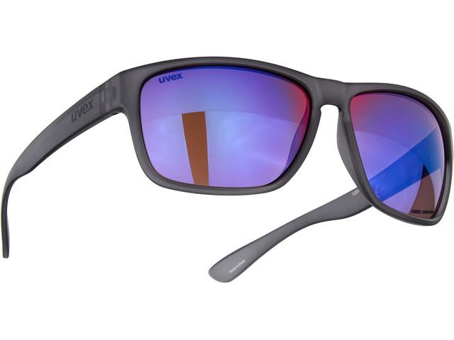 UVEX LGL 36 Colorivision Gafas, gris/azul
